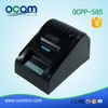 Popular Various Usage Tablets Connected RS232 Port Android Pos Custom Thermal Printer (OCPP-585-W)