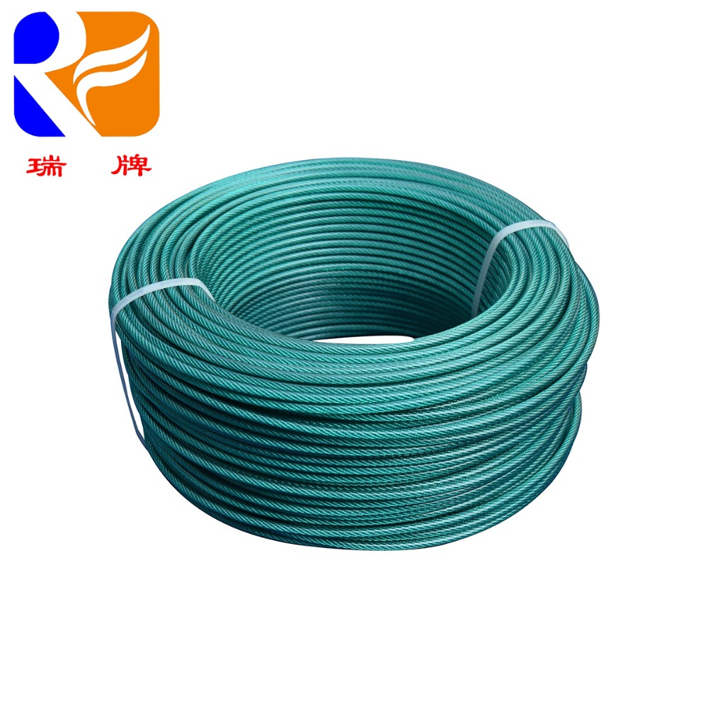 Pu Coated Steel Wire Rope, Pu Coated Steel Wire Rope Suppliers and ...