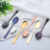 Stainless steel Coffee Tea Spoon with 7 color