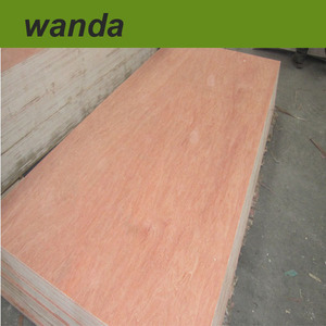 factory price multi-ply hardwood melamine plywood for interior decoration