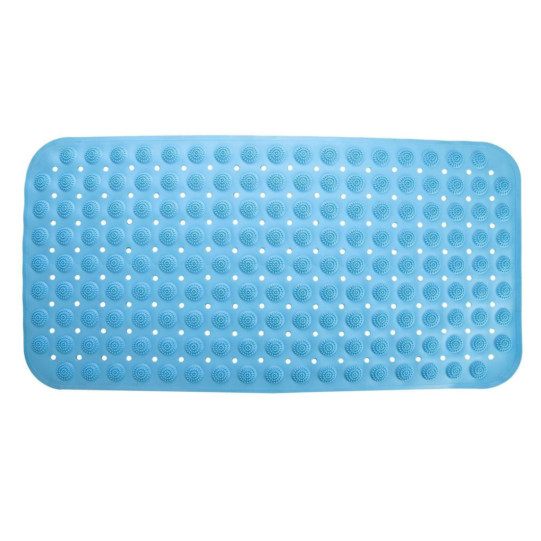 Buy Sehon Non-Slip PVC Bathtub Mat - Anti-Slip Anti-Bacterial Shower ...