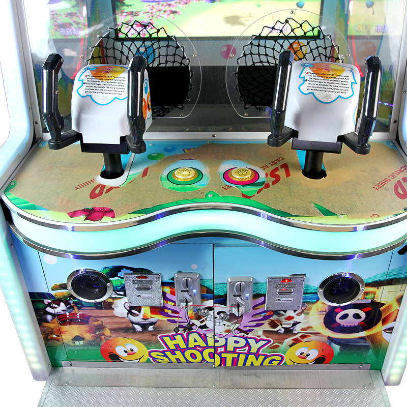 coin operated game machines india