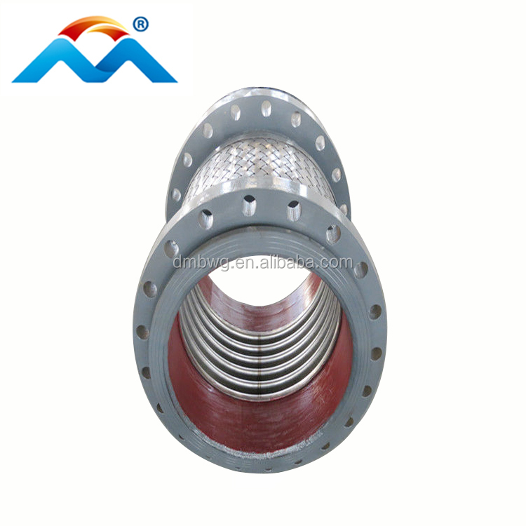 Industry Recommended Different Specifications Flanged Bellows Pipe