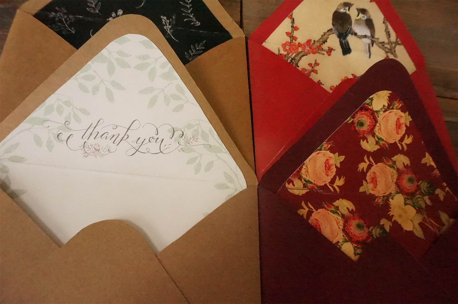 Wholesale Creative Design Customized Printing Luxury Wedding Invitation