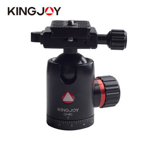 Wieldy tilt pan ball head/ tripod ball head camera mount
