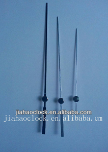 Second Quartz Clock Hands for clock mechanism of wall clock