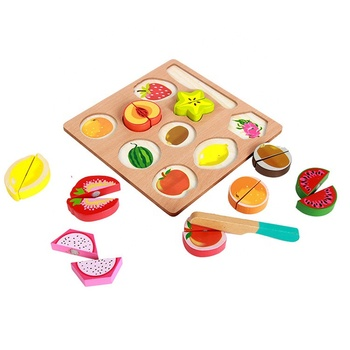 Wood Kitchen Toy Set Wooden Fruit Vegetables Breakfast Cutting Pretend Play Food Educational Girls Toys Buy Kitchen Kits Toy Cutting Cooking Sets Food Sets Magnetic Product On Alibaba Com