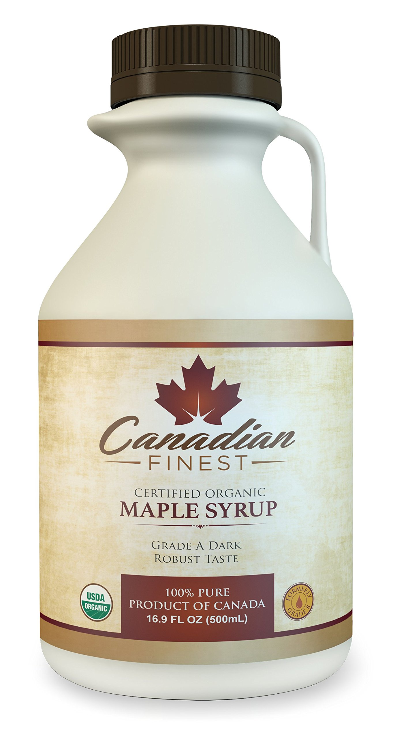 4a45d0ce4d9 Get Quotations · CANADIAN FINEST Maple Syrup