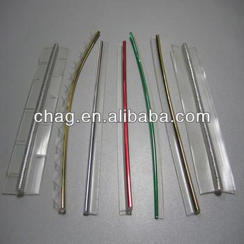 Flexible pvc strip