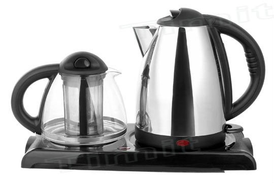 Coffee Tea Maker Electric Kettle Stainless Steel 1 7l Water Product On Alibaba