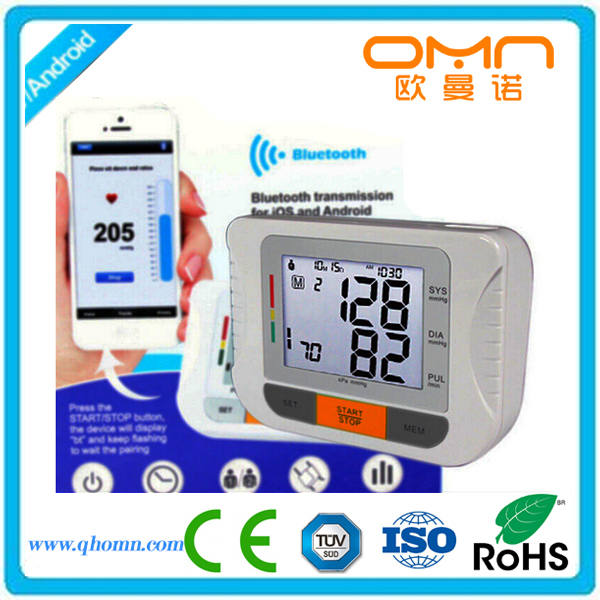 Digital Bp Operator Non Mercurial Bluetooth App Free Blood ...