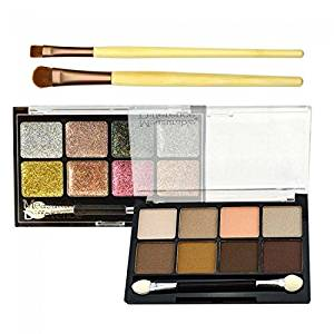 Measurable Difference 3-Piece Day & Night Makeup Kit