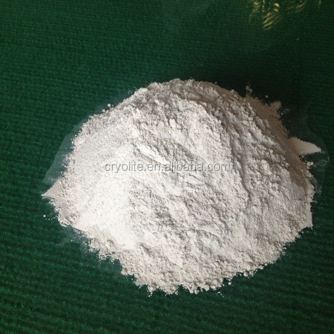 new developed and researched of synthetic cryolite chemicals factory