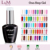 2017 Lvmay Professional One Step UV Nails Polish Colorful Gel for Nail