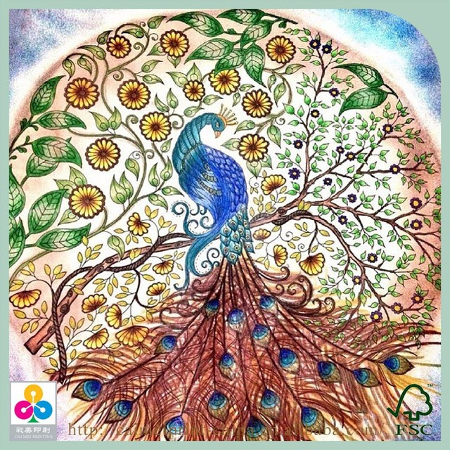 water colouring book-Source quality water colouring book from ...
