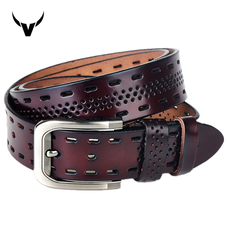 You can buy suede belts in brown, tan, white and black if you wish to keep your look simple. Or else, you can search for colourful designer belts online for a peppy look. Formal Belts - These are the leather-made women belts that girls would need if they are wearing a pair of trousers or pencil skirts.