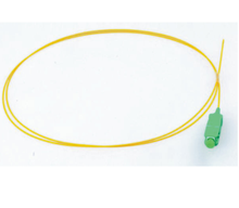 Serat Optik Jumper <span class=keywords><strong>2</strong></span> F Pigtail untuk SC APC Zipcord Kabel Pleno Single-mode (OS2) 5 m