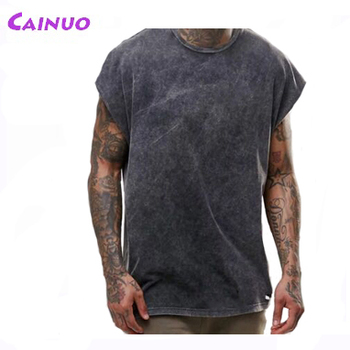 Stone Washing T Shirts Custom Acid Wash T Shirts Buy