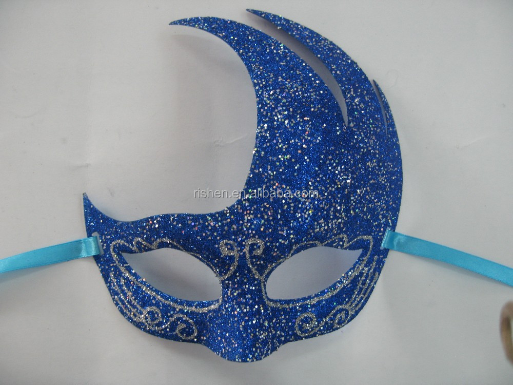 Yiwu Market Wholesale Cheap Carnival Dancing Mask Masquerade Party Masks