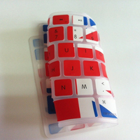 Factory price silicone laptop keyboard stickers