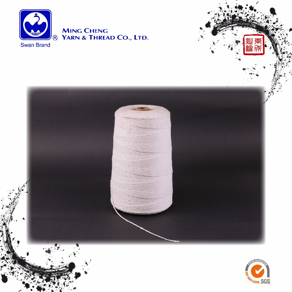 Cotton wick candle thread candle wick yarn cotton closing bag thread