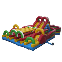 Best Selling High Quality Mobilizable Inflatable Water Obstacle Course