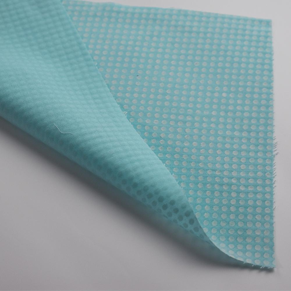 80gsm pp + 15gsm pe ฟิล์มทอลามิเนตพิเศษ fabriclaminated ไม่ทอผ้าม้วนสำหรับกระเป๋าใช้