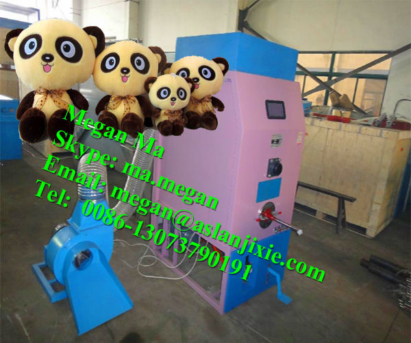 toy stuffing machine/portable toy stuffing machine/plush toy stuffing machine