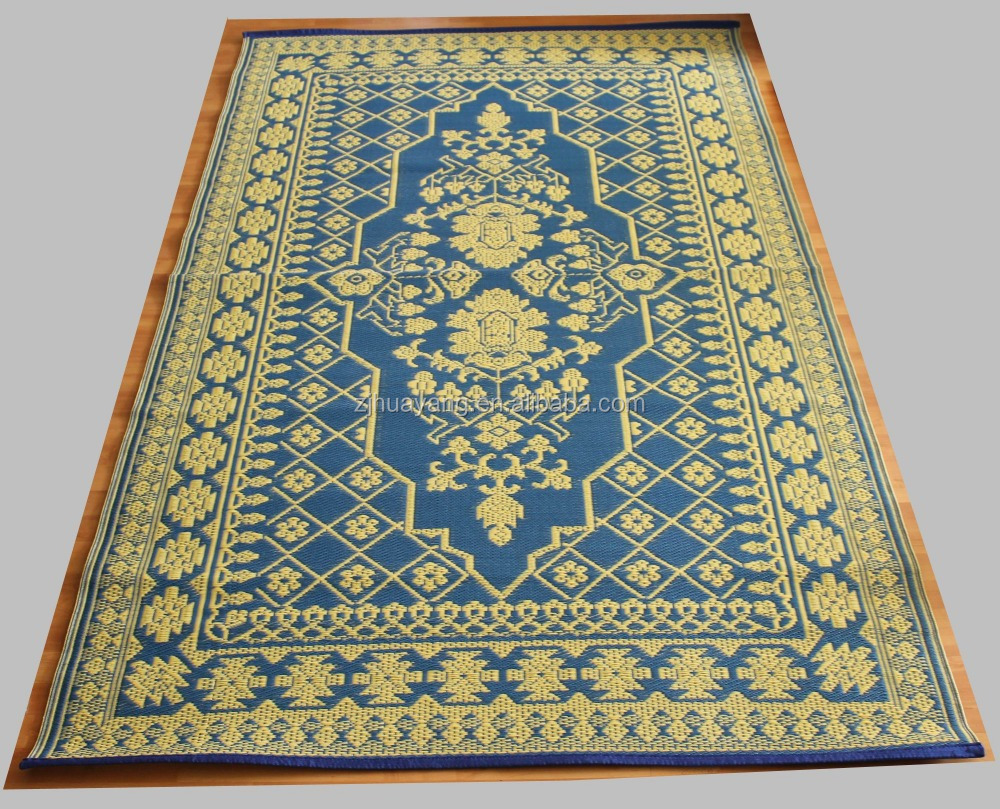 Mad Mats Recycled Plastic Rug 4x6