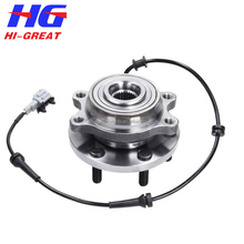 Front steering wheel hub bearing 515065 VKBA6999 40202-EA300 40202-4X01A 40202-ZP90A for NISAN FRONTIER PATHFINDER XTERRA