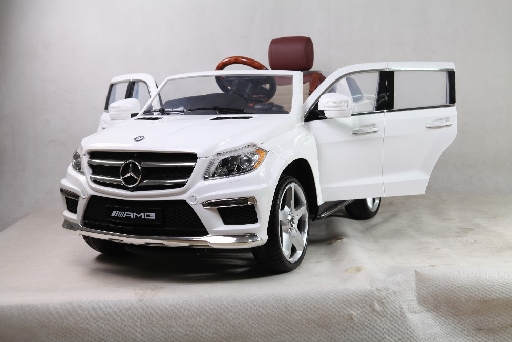 Kid Electric Car >> New Licensed Mercedes Benz Gl63 Ride On Car,Baby Remote Control Toys Cars Electric Toy,Battery ...