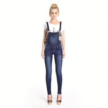 9ec4ed0be2e Wholesale Womens Blue Denim Jean Jumpsuits Ladies - Buy Exotic Jeans ...