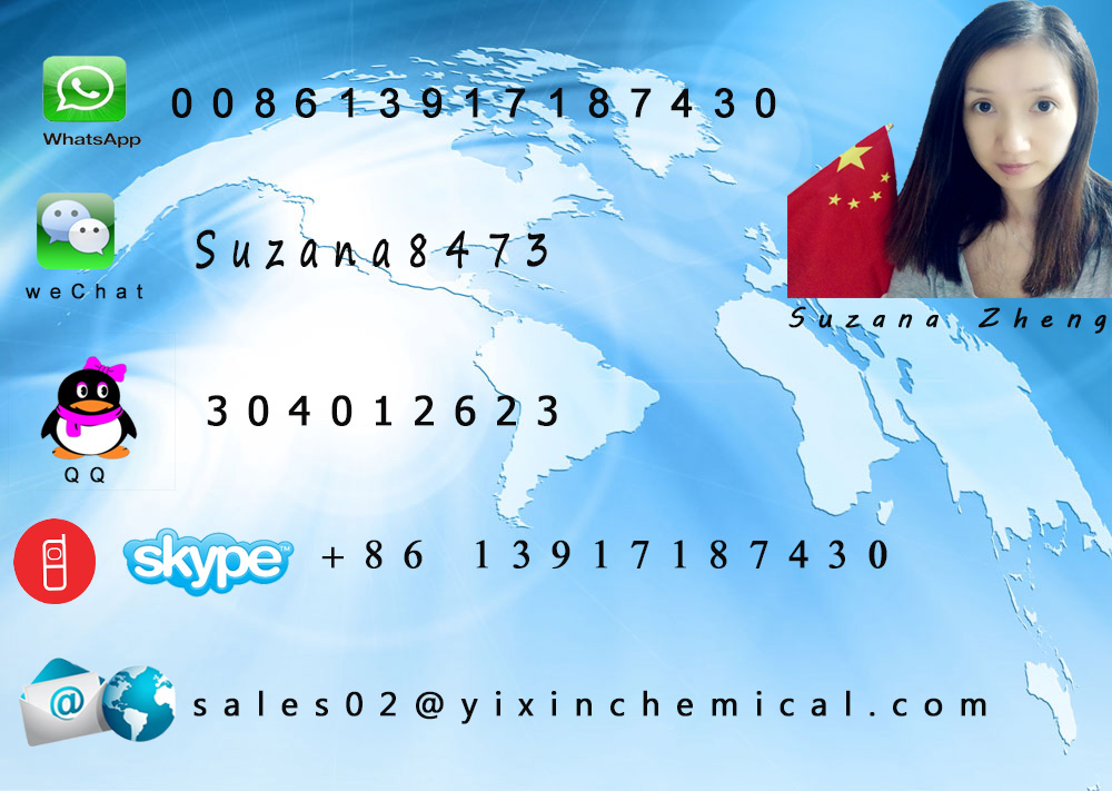 Yixin glyoxal for business for making man-made cryolite-22