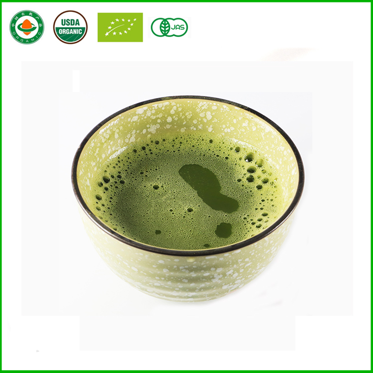 WHOLESALE MATCHA CHINESE GREEN TEA