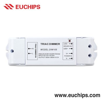 12-24v Triac Dimmer Constant Voltage Triac Dimmable Led Driver ...