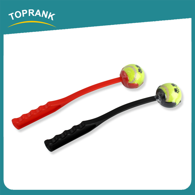 New design 38CM/50CM/65CM dog tennis ball shooter dog ball launcher dog tennis ball thrower with long handle