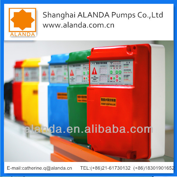 ALANDA Patented ECP Water Level Control Device For All Water Pumps