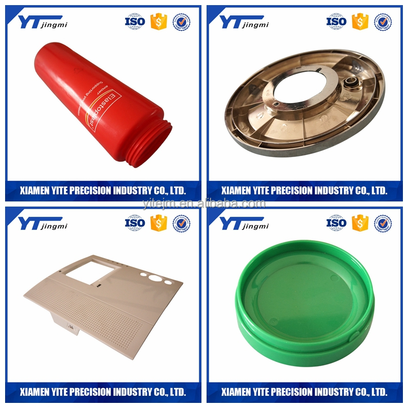 Custom ABS PP PE PVC Nylon plastic parts injection services plastic injection part