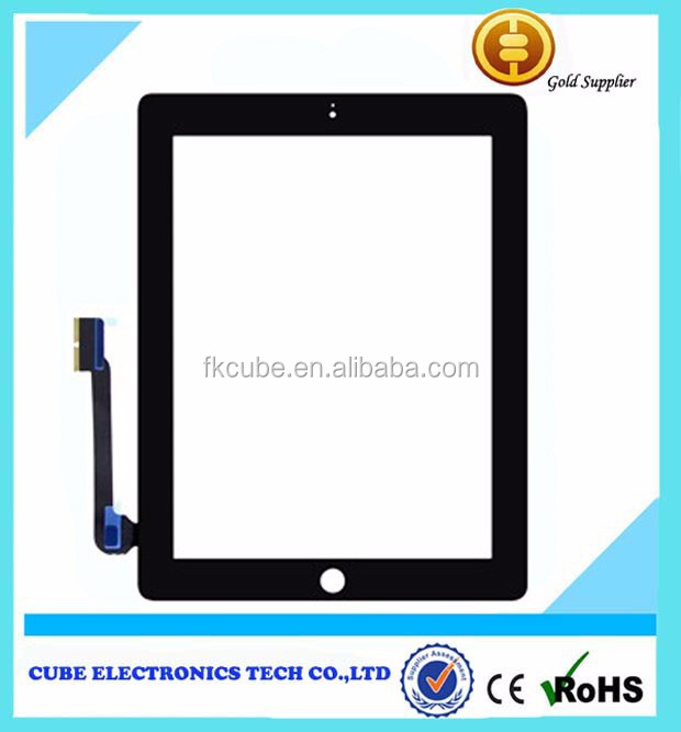 very good quality, tablet lcd display china market touch screen LCD for iPad4