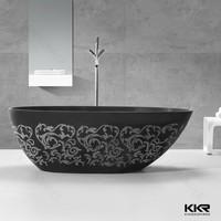 man made stone cultured marble bath tubs
