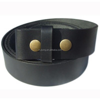 TT8839 wholesale export italian men's pu leather belt black fashion