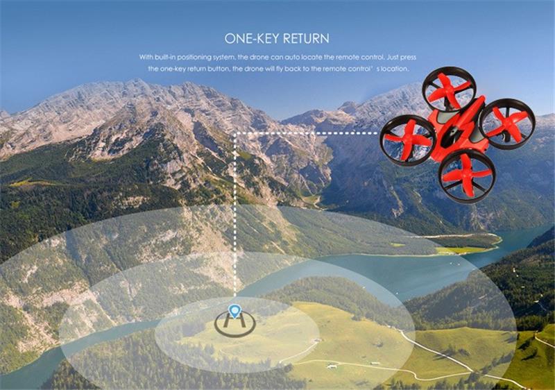 Eachine E010 Mini 2 4g 4ch 6 Axis 3d Modo Sin Cabeza 1 Y 2 Rc Quadcopter Drone Regalo Pequeño Niños Juguetes Rtf Vs H8 Mini H8 Mini 6 Axismini H8 Aliexpress