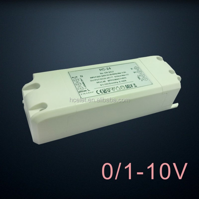 Constant Current Dimmable 15 Watt Led Driver