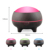 Bluetooth Speaker Wooden Grain Aroma Diffuser ,Romantic Play of Lighting & Adjustable Scent Atomizer Ultrasound Oil Diffuser