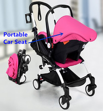 China baby stroller manufacturer wholesale luxury 3 in 1 baby stroller, custom stroller baby portable