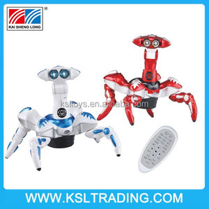 Lovely Infrared rc mechanical animals toy four feet monster big rc robot