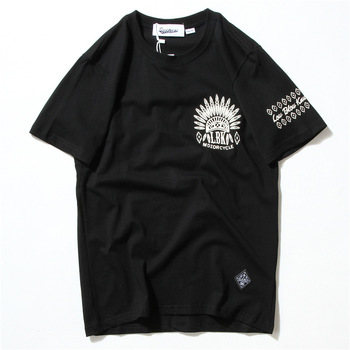7bb522c4 Factory direct sale custom bangkok t-shirt printing cotton spandex overseas t  shirts