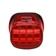 Motorcycle LED Tail Light Brake Light Fit for Harley with Turn Signal, Motorcycle Headlight
