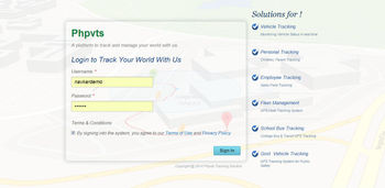 Buy Gps Vehicle Tracking Software Script In Php Mysql With ...