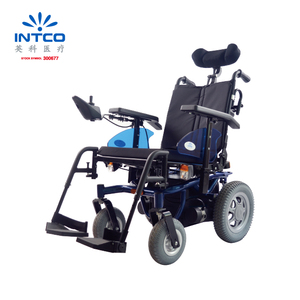European Comfortable electricfoldingwheelchairfor disabled people
